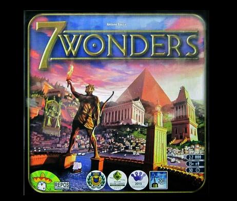 7-Wonders