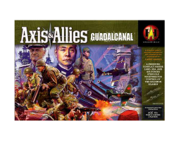 AH: AXIS AND ALLIES – GUADALCANAL