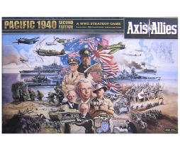 AH: AXIS AND ALLIES – PACIFIC 1940 (COLLECTORS EDITION)