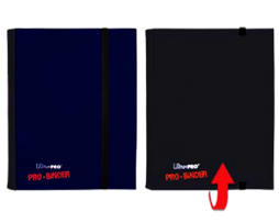LBUM-4-POCKET-PAGE---FLIP-PRO-BINDER-BLACK---BLUE
