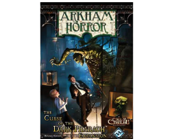 ARKHAM HORROR – CURSE OF THE DARK PHARAOH REVISED