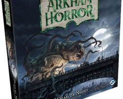 Arkham Horror Dead of Night Expansion 1