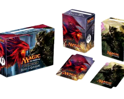 DECK-BOX-MAGIC-DUEL-DECK---IZZET-VS-GOLGARI