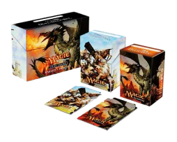 DECK-BOX-MAGIC-DUEL-DECK---KNIGHTS-VS-DRAGONS