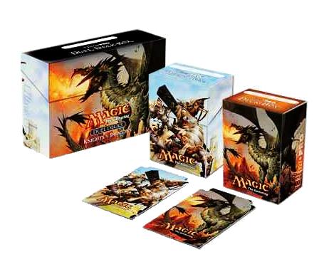 DECK-BOX-MAGIC-DUEL-DECK---KNIGHTS-VS-DRAGONS