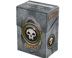 DECK-BOX-MAGIC--MANA-SYMBOL---BLACK-