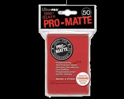 DPS--PRO-MATTE---RED-(50-PCS)