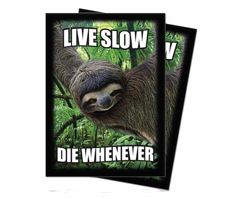 DPS--SLOTH-LIVE-SLOW
