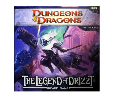DUNGEONS-AND-DRAGONS-LEGEND-OF-DRIZZT-THE-BOARDGAME