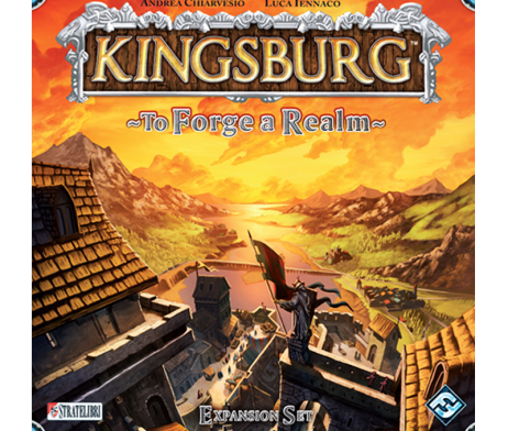KINGSBURG---TO-FORGE-A-REALM