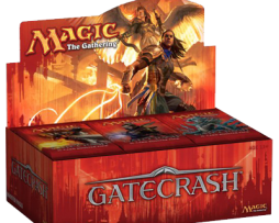MTG BOOSTER GATECRASH