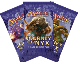 MTG BOOSTER JOURNEY INTO NYX