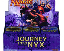 MTG BOOSTER BOX JOURNEY INTO NYX