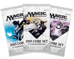 MTG BOOSTER MAGIC 2015