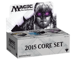 MTG BOOSTER BOX MAGIC 2015