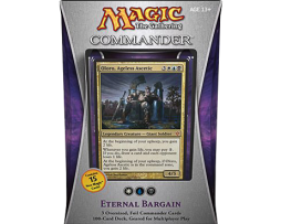 MTG-COMMANDER-2013-ETERNAL-BARGAIN