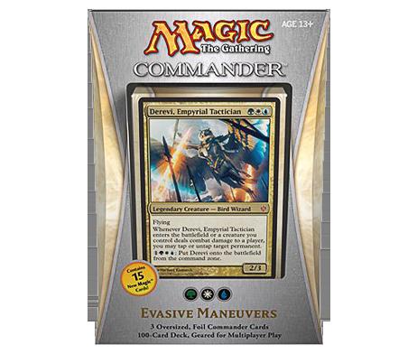 MTG-COMMANDER-2013--EVASIVE-MANEUVERS