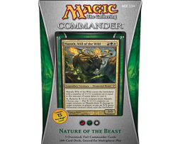 MTG-COMMANDER-2013--NATURE-OF-THE-BEAST