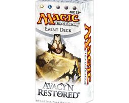 MTG-EVENT-DECK-AVR-HUMANITY'S-VENGEANCE-(WU)
