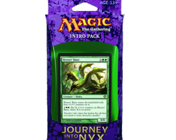 MTG INTRO PACK JOU THE WILDS AND THE DEEP