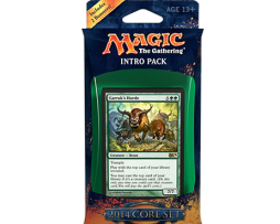 MTG-INTRO-PACK-M14---BESTIAL-STRENGTH