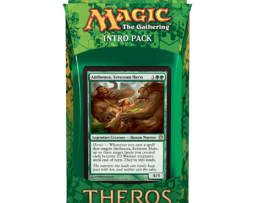 MTG INTRO PACK THS - ANTHOUSA'S ARMY