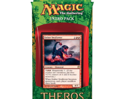 MTG INTRO PACK THS - BLAZING BEASTS OF MYTH