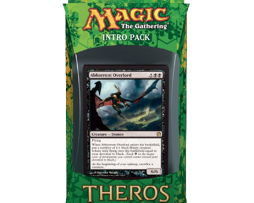 MTG INTRO PACK THS - DEVOTION TO DARKNESS