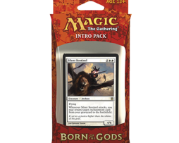 MTG IP BORN OF THE GODS- GIFT OF THE GODS