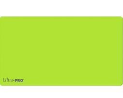 PLAYMAT--ULTRAPRO---LIME-GREEN