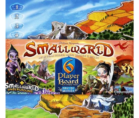 SMALL-WORLD---6-PLAYER-BOARD