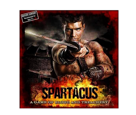 SPARTACUS--A-GAME-OF-BLOOD-&-TREACHERY