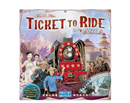 TICKET TO RIDE: ASIA EXTENSION