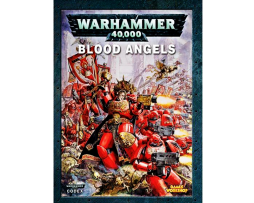 WARHAMMER 40K CODEX BLOOD ANGELS