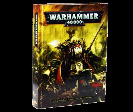 WARHAMMER 40K WARHAMMER RULEBOOK