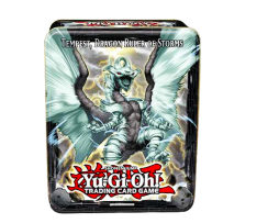 YU-GI-OH!-2013-COLLECTOR-TIN-WAVE-TEMPEST,-DRAGON-RULER-OF-STORMS