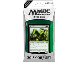 MTG INTRO PACK Green