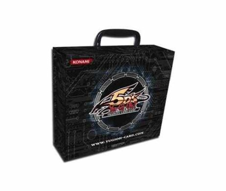 YU-GI-OH! DUELIST DECK CARD CARRYING CASE