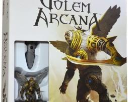 GOLEM ARCANA 1