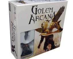 Golem-Arcana-Box