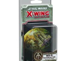 STAR WARS - X WING - M3- A INTERCEPTOR