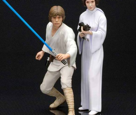 Kotobukiya-ArtFX-Star-Wars-Princess-Leia-Luke-Skywalker-Statue-2pk