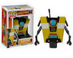Claptrap POP! Vinyl _ Pop In A Box