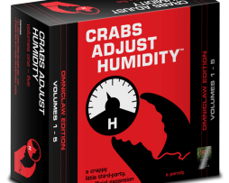CRABS ADJUST HUMIDITY – OMNICLAW EDITION (VOL 1-5)