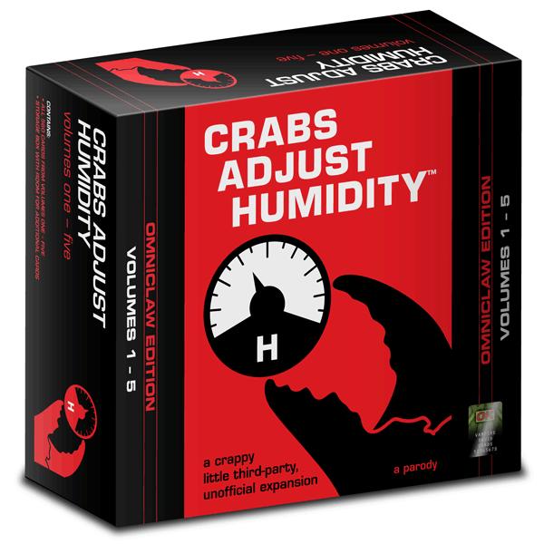 CRABS ADJUST HUMIDITY – OMNICLAW EDITION (VOL 1-5)