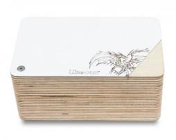 wood deck box