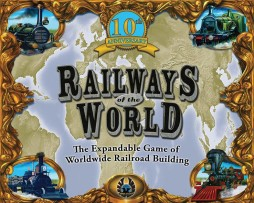 Railways of the World 10th Anniversary 1