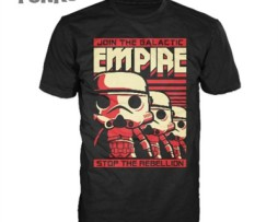 FUNKO POP! Tees – StarWars Empire Stormstrooper