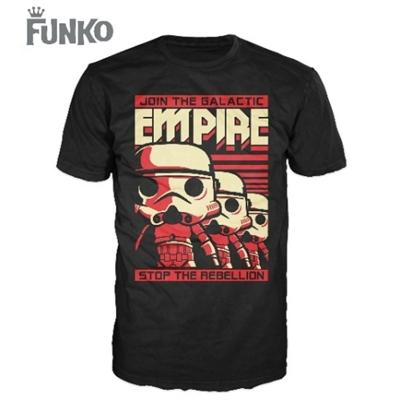 FUNKO POP! Tees – StarWars Empire Stormstrooper