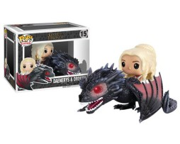 FUNKO POP: THE GAME OF THRONES – Daenerys & Drogon